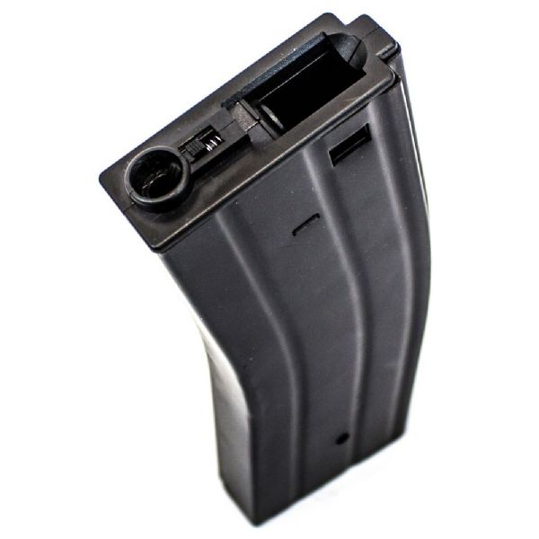 Nuprol 370RD Airsoft M4 Magazine  |  Metal High Capacity | Geniestuff UK Shop